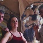 Musicien Patrick Sapin et Chorégraphe Emmanuelle de la Nave