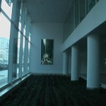 Sogelym steiner: Quête de lumière (femme) (150cm x 300cm)  photo 01