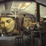 """atelier: """"visages"""""""