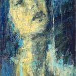 L'homme effacé ( 54cm x 81cm )